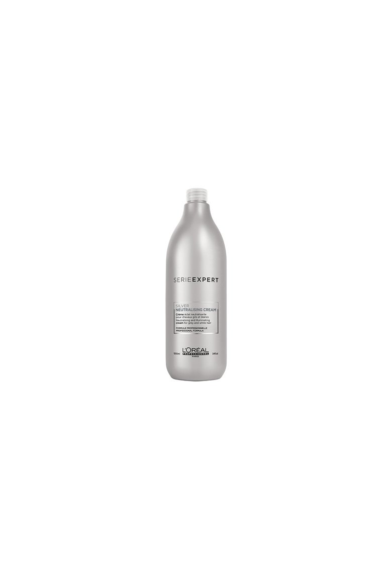 Balsam profesional Serie Expert Silver neutralizator pentru par gri si alb