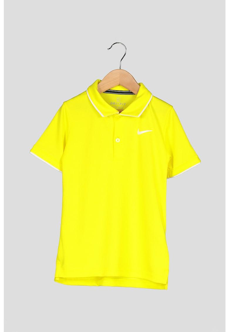 Tricou polo realizat cu Dri-Fit - pentru tenis imagine