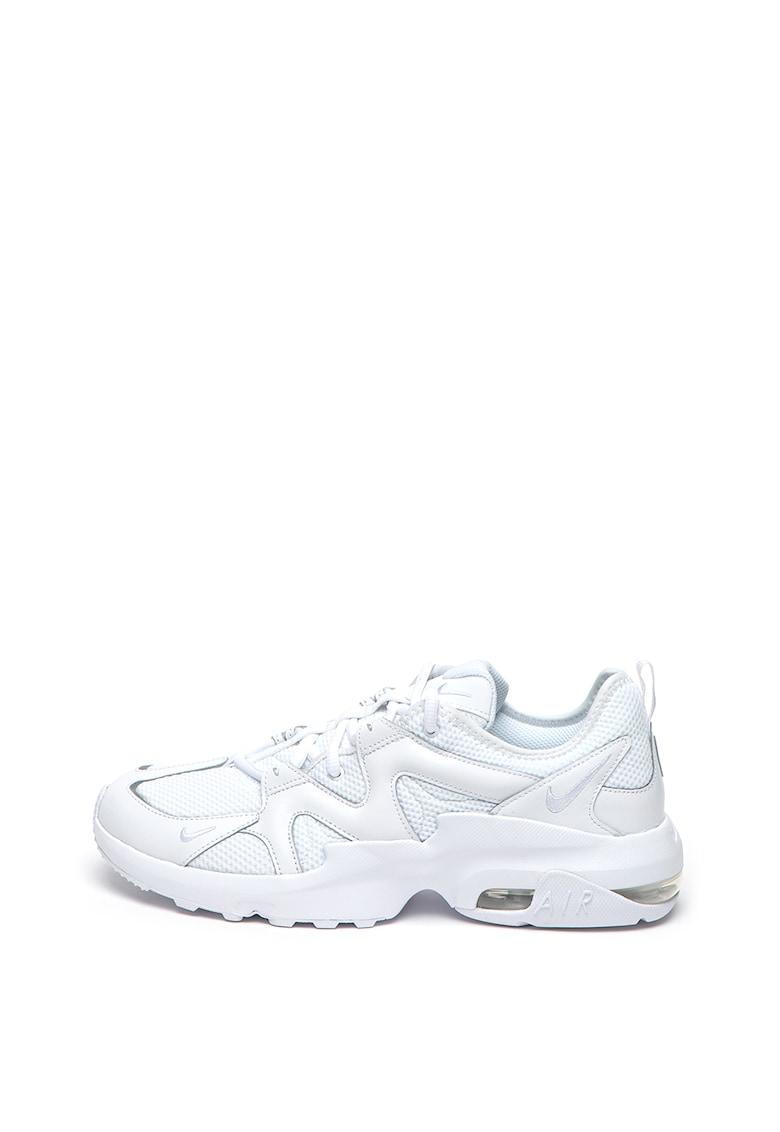 Pantofi sport cu insertii de piele Air Max Graviton