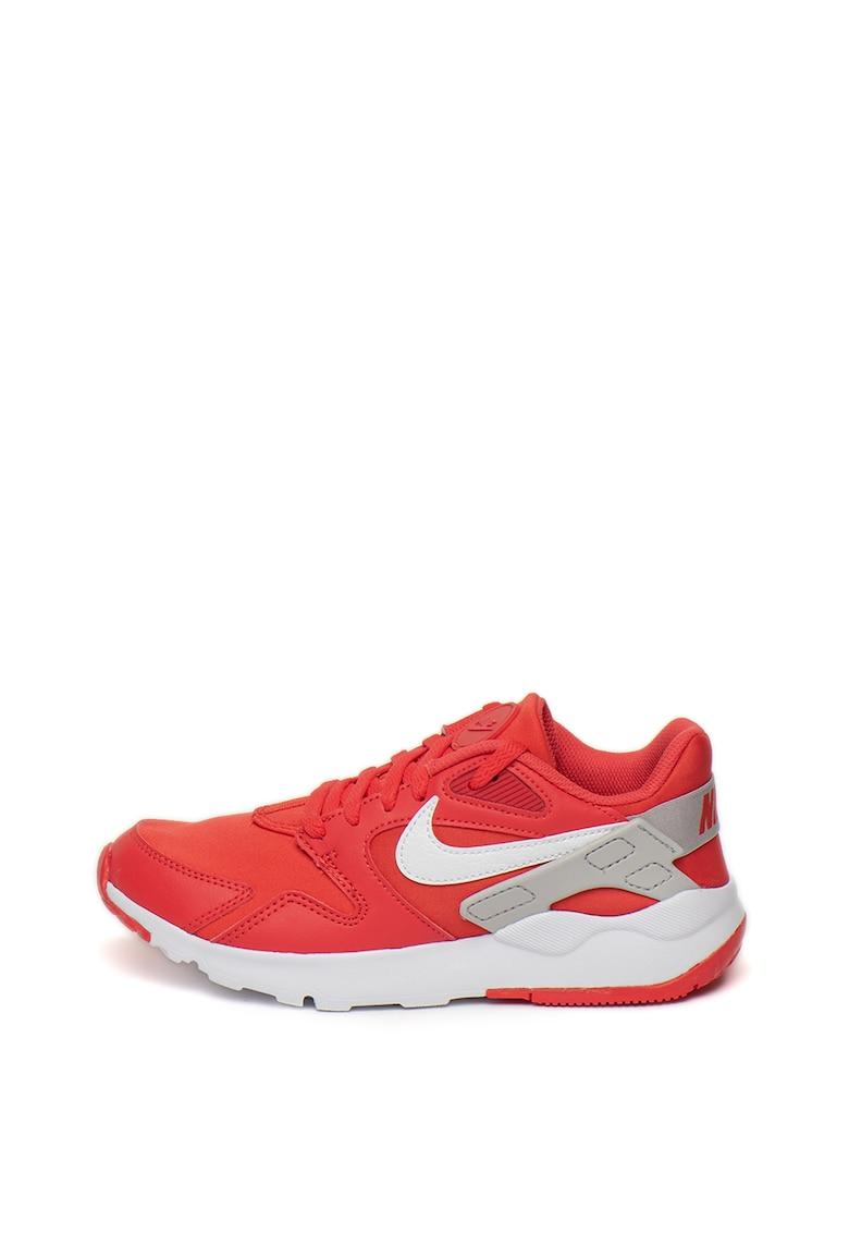 Pantofi sport cu insertii de piele ecologica LD Victory