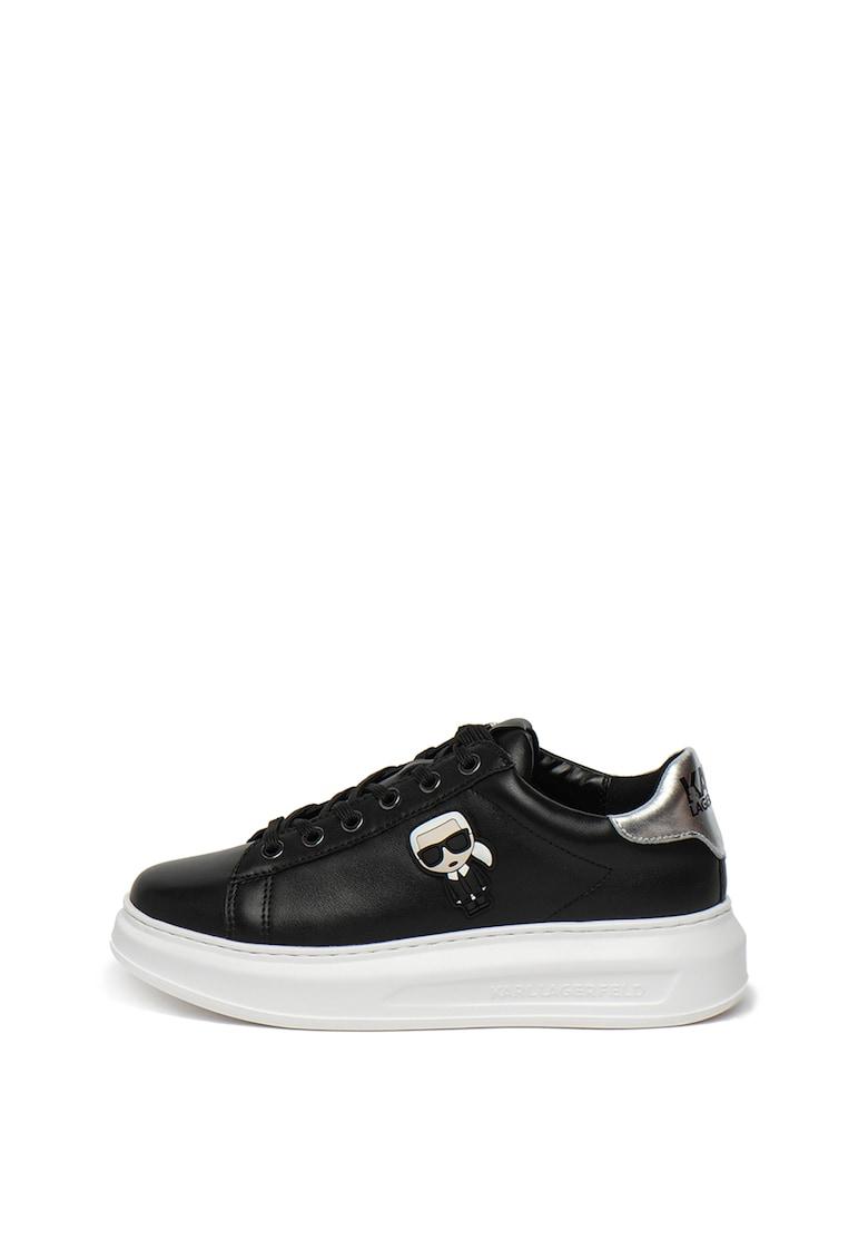 Pantofi sport de piele Kapri 1