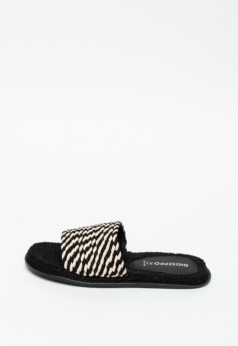 Papuci din material textil Kiantone