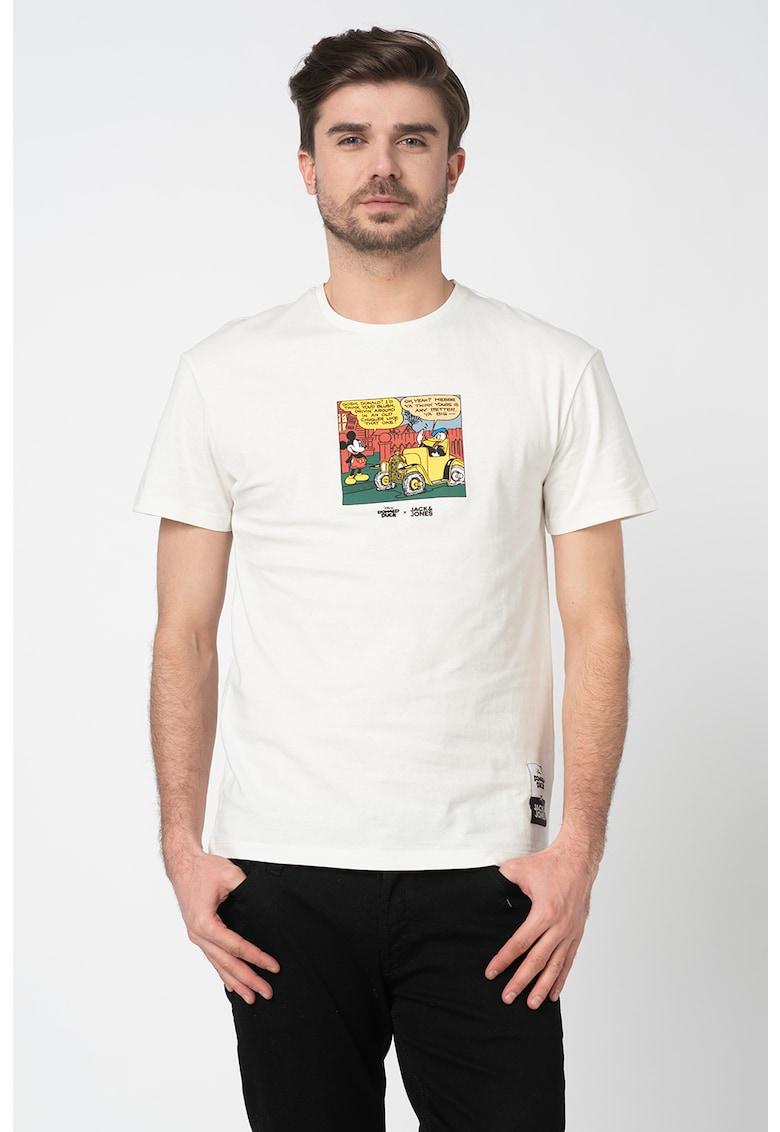 Tricou cu imprimeu cu Donald Duck