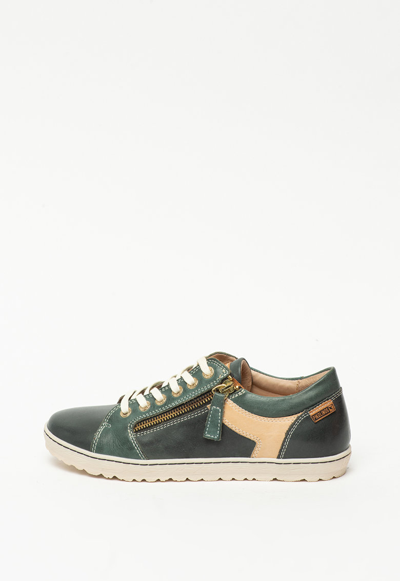 Pantofi sport din piele cu detalii contrastante Lagos