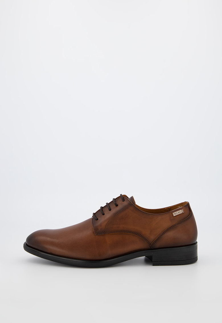 Pantofi derby de piele Bristol
