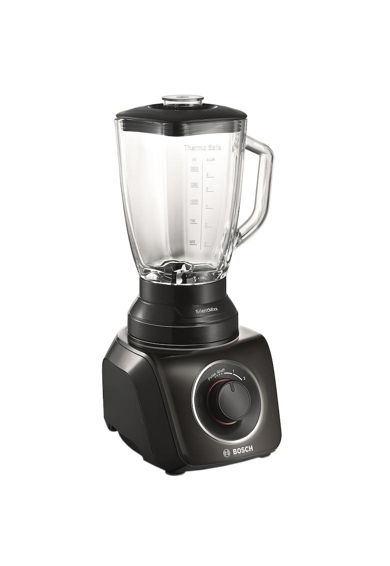 Blender - 700 W - 2.3 l - 2 viteze + functie turbo - Negru imagine fashiondays.ro BOSCH