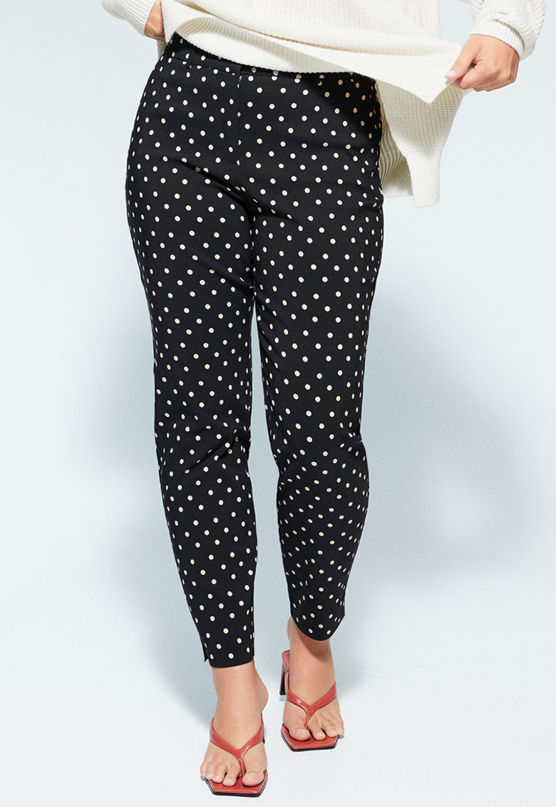 Pantaloni slim fit Cocola