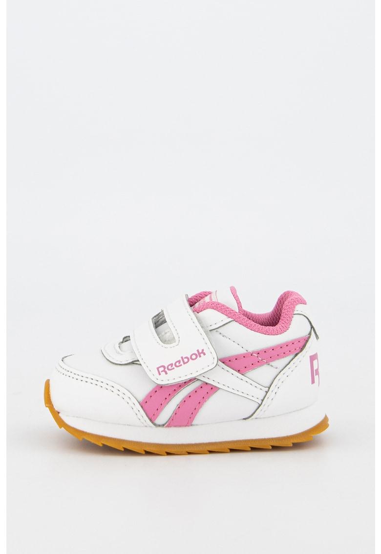Pantofi sport din piele ecologica cu garnituri contrastante Royal imagine fashiondays.ro