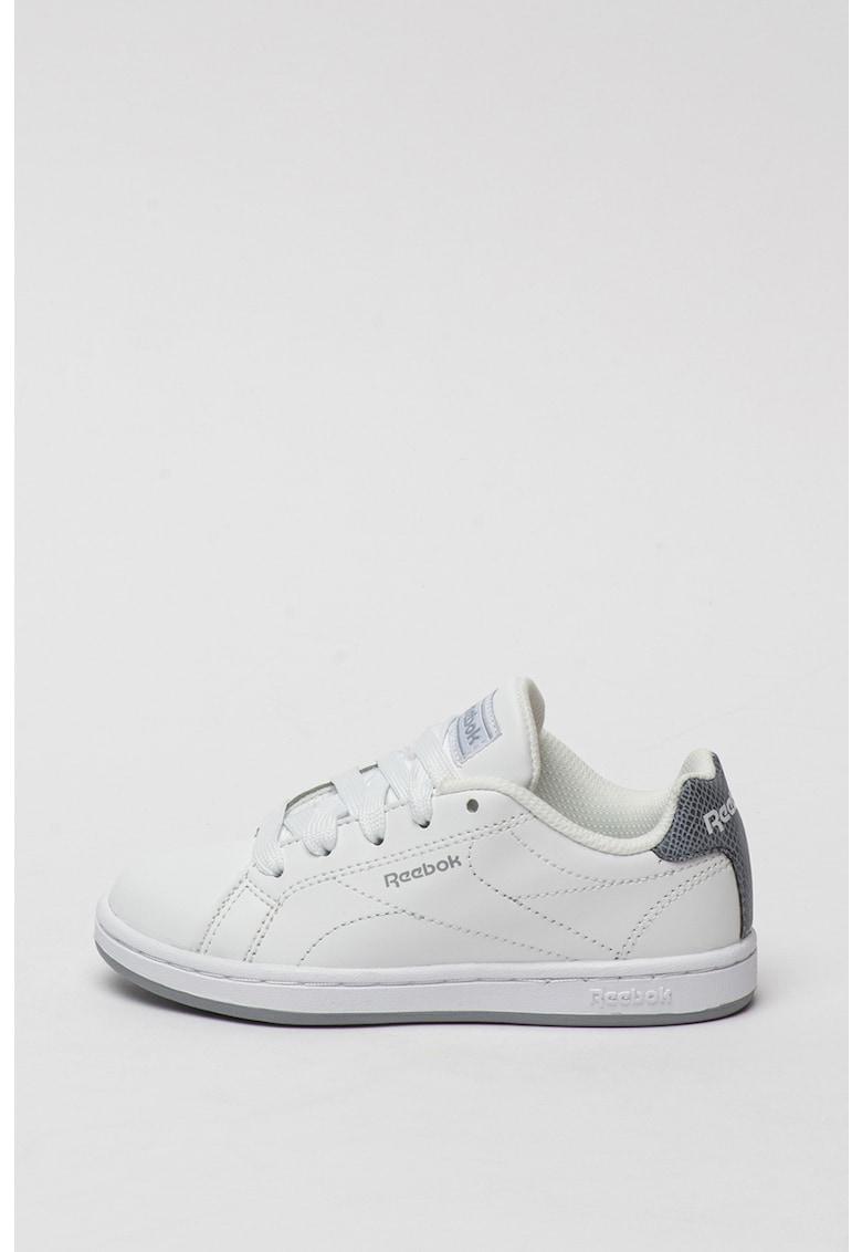 Pantofi sport de piele ecologica Royal Complete Clean