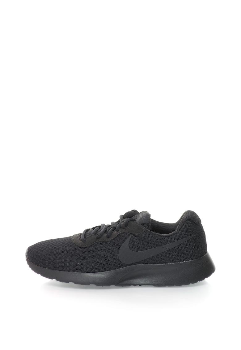 Pantofi sport cu detalii peliculizate Tanjun - Negru - imagine