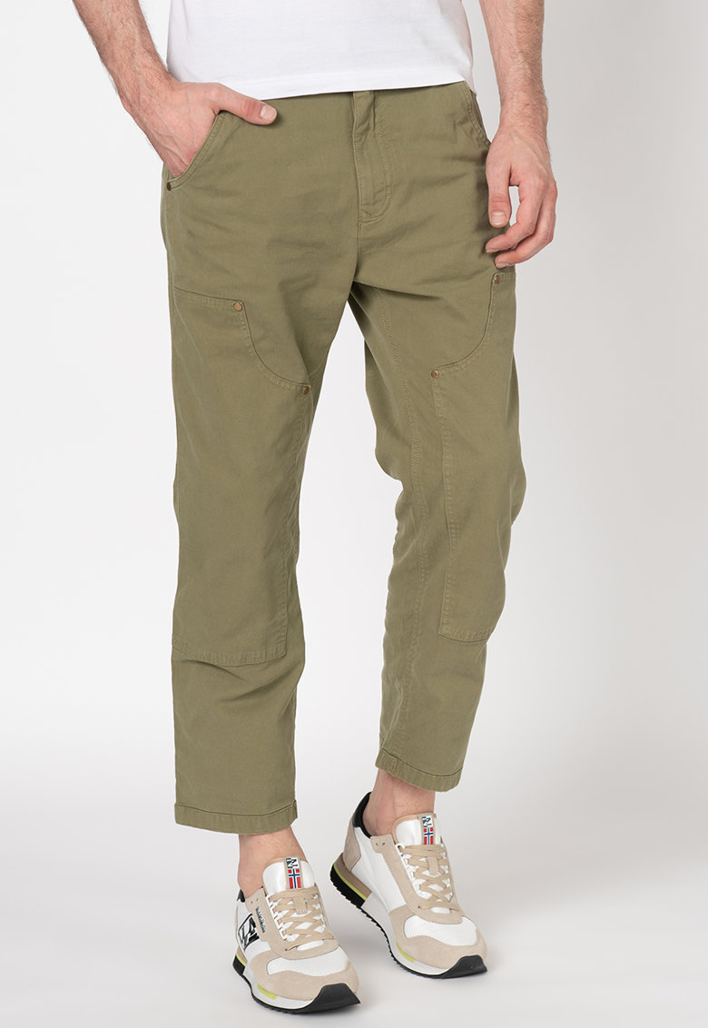 Pantaloni cargo relaxed fit