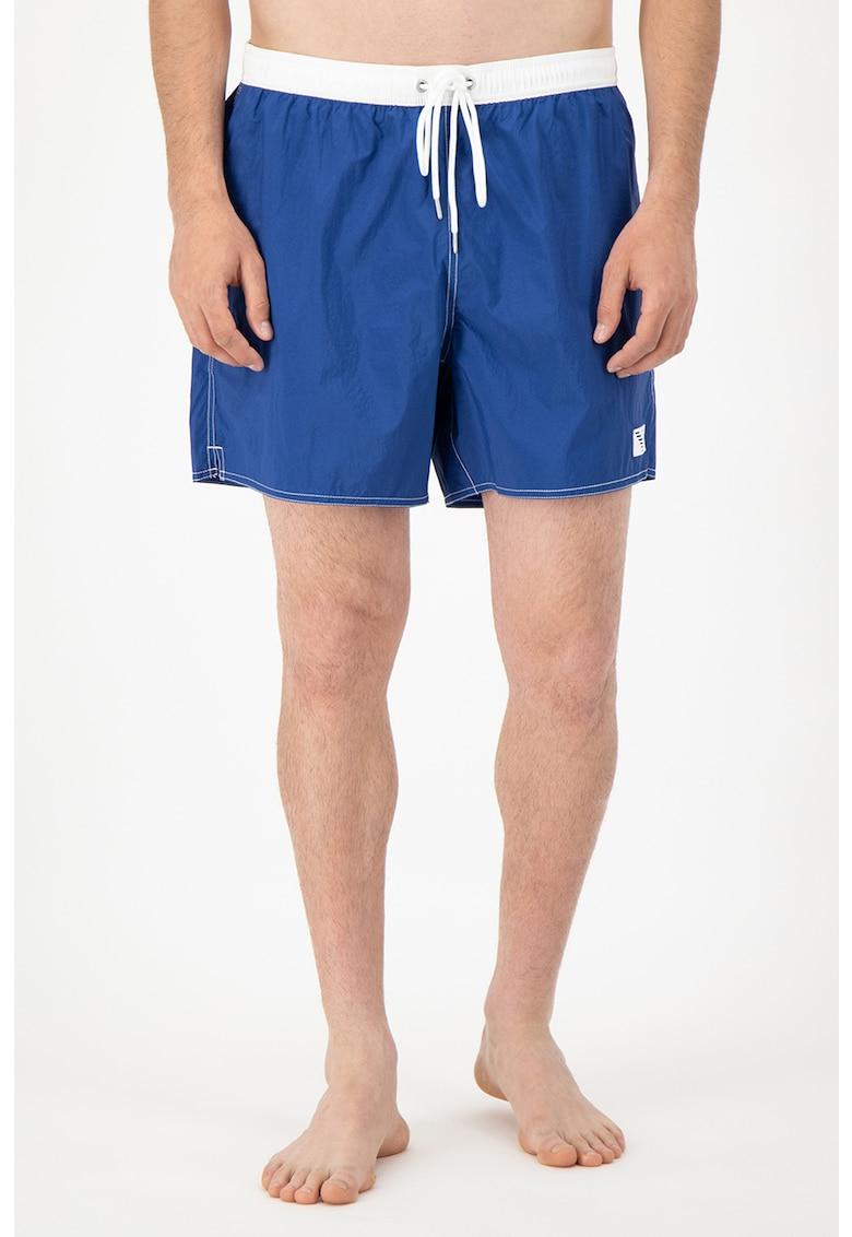 Pantaloni scurti de baie cu snur