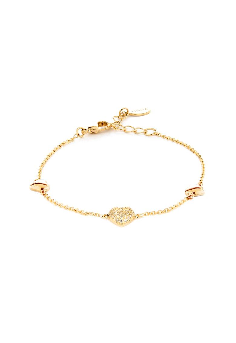 Bratara cu talismane inima imagine fashiondays.ro