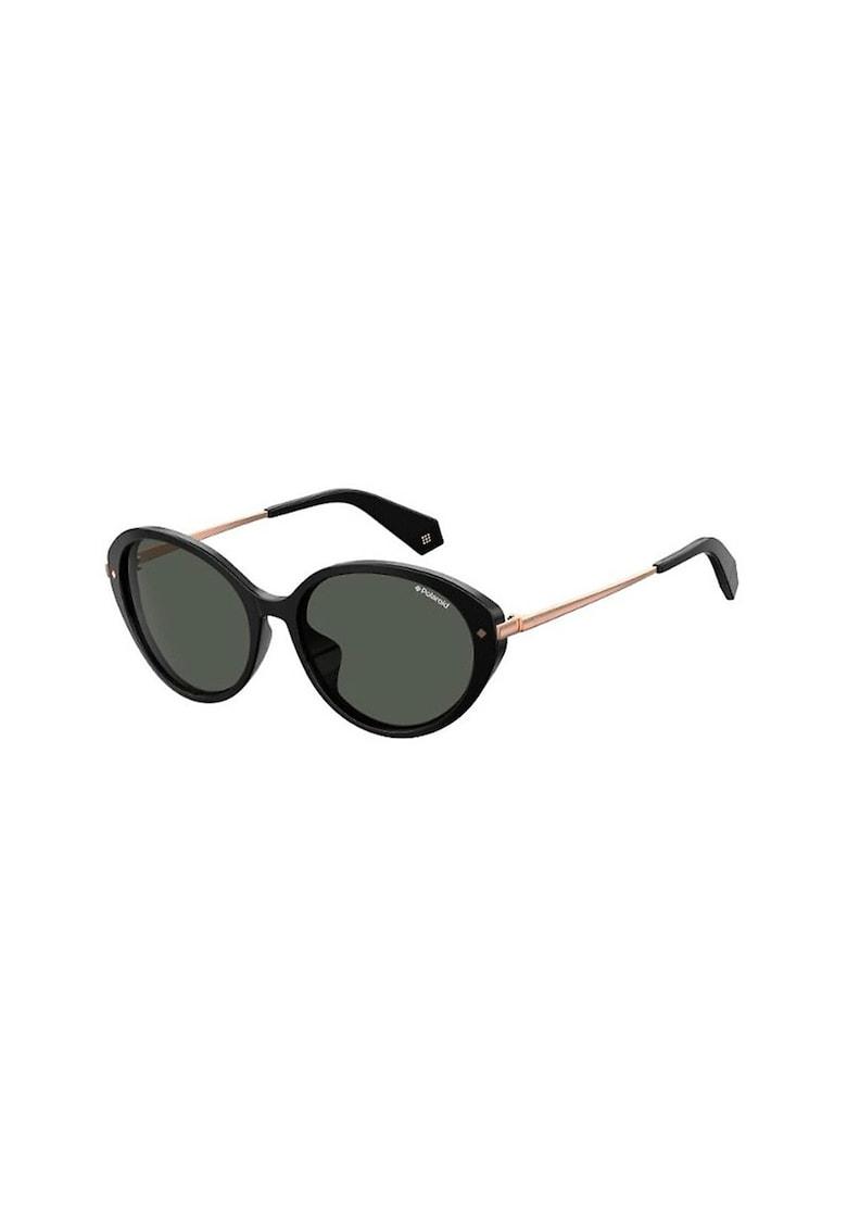 Ochelari de soare ovali cu lentile polarizate imagine
