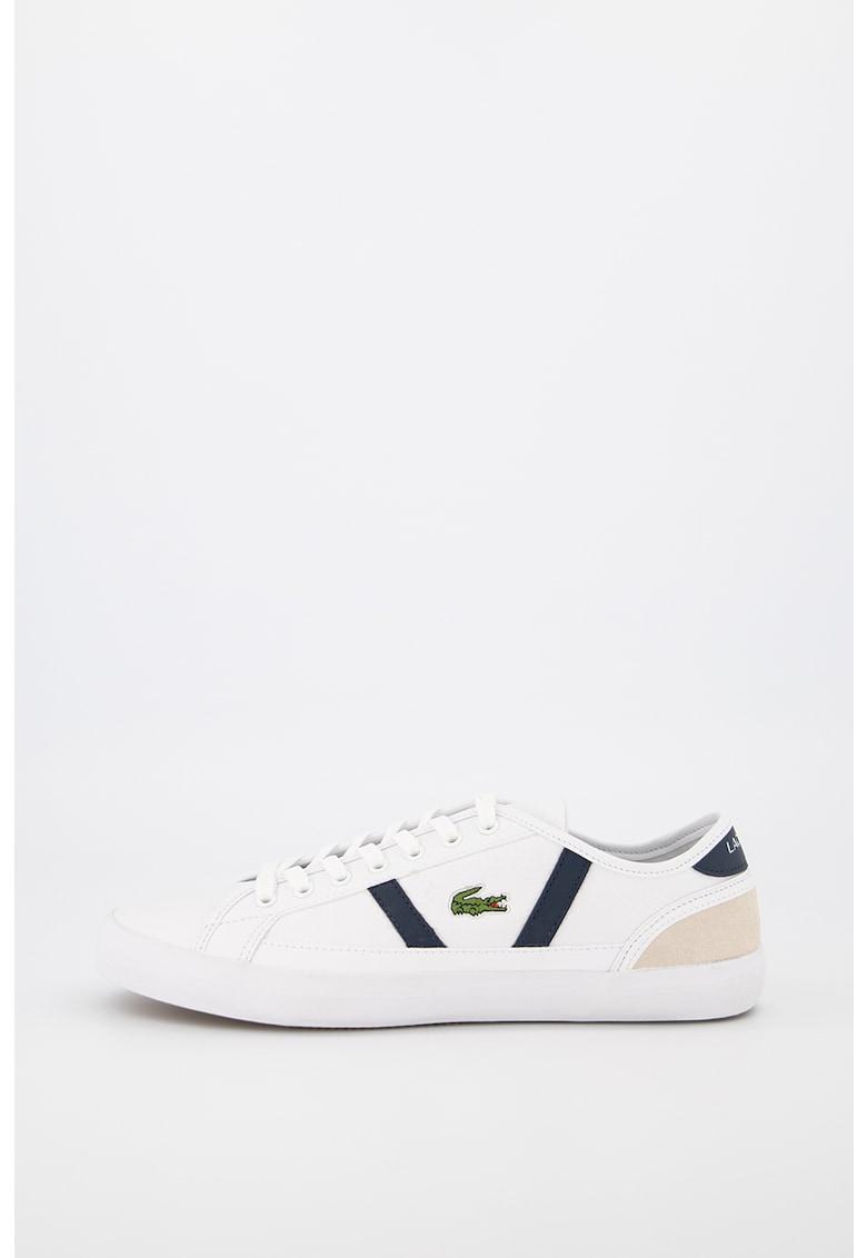 Pantofi sport cu insertii de piele Sideline 1