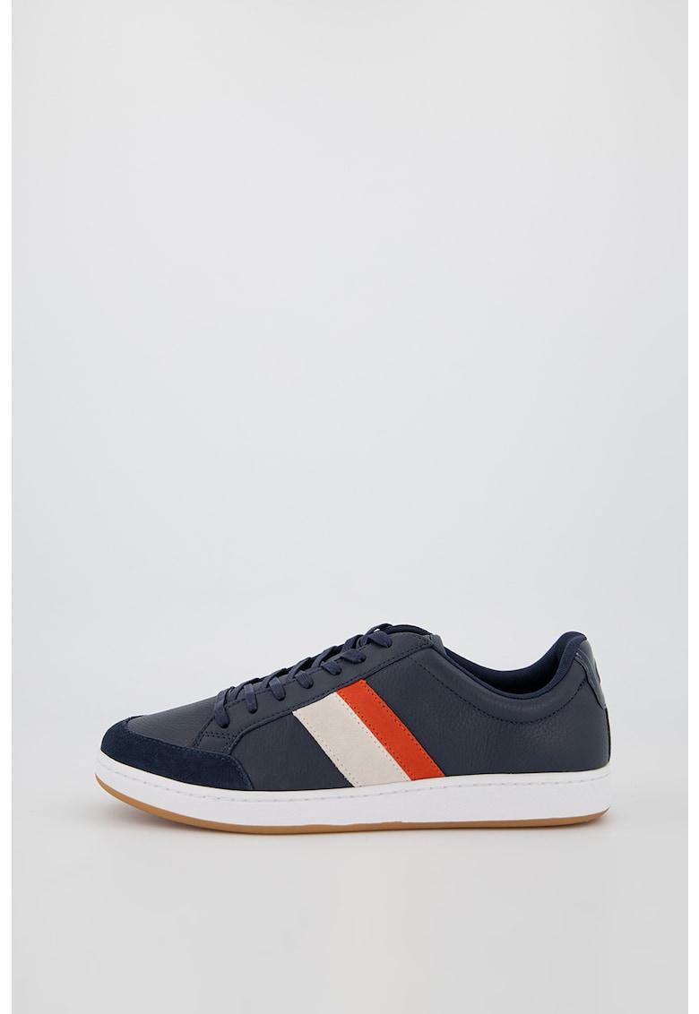 Pantofi sport de piele cu aplicatie logo Carnaby Evo 2