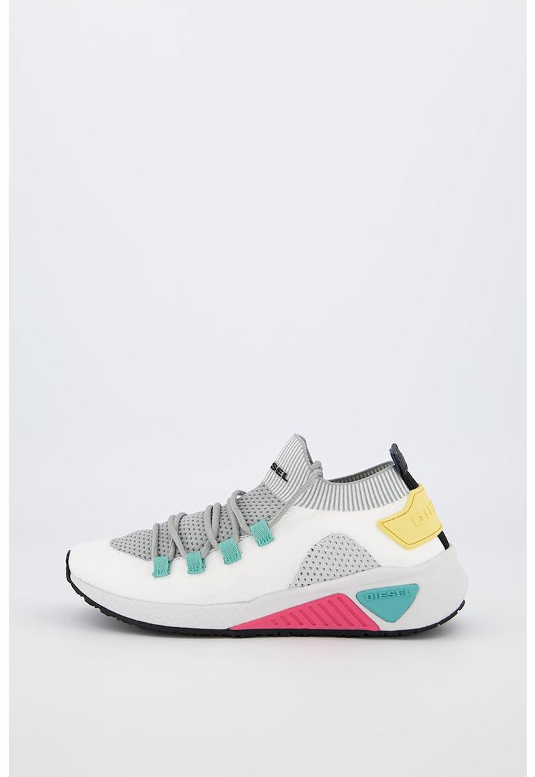 Pantofi sport slip-on cu model colorblock Athl