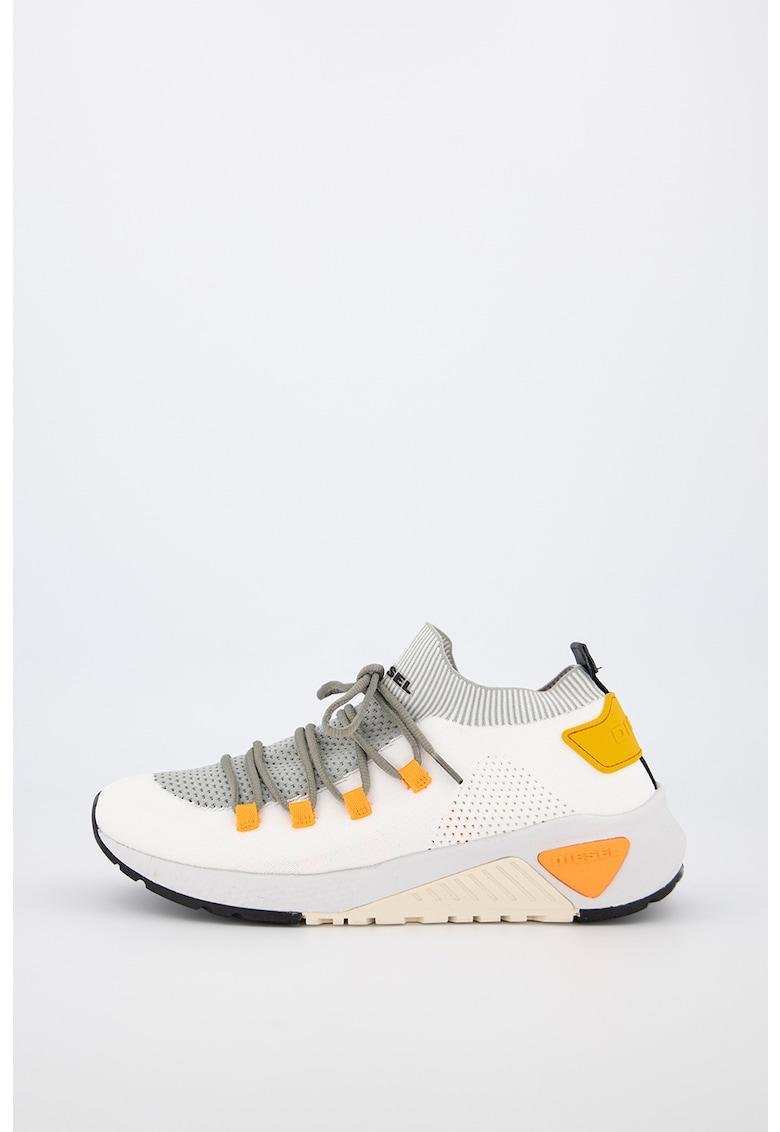 Pantofi sport din tricot cu constructie tip soseta KB Athl