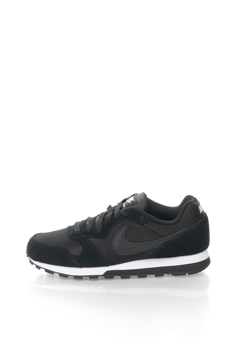 Pantofi sport cu garnituri de piele intoarsa MD Runner 2 de la Nike