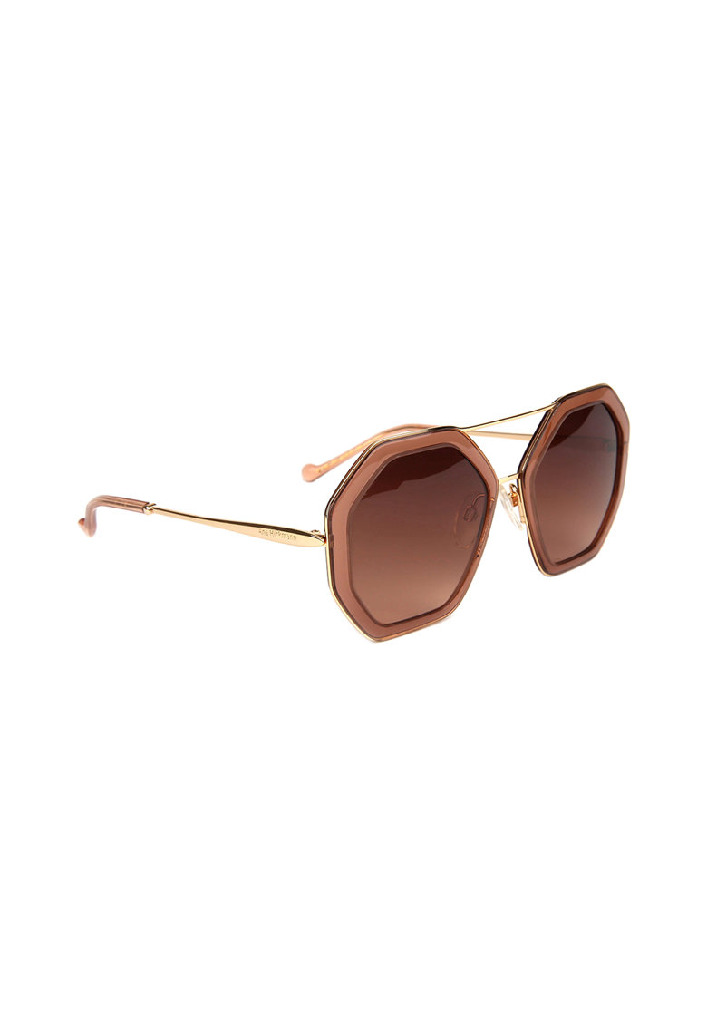 Ochelari de soare cu lentile in degrade imagine fashiondays.ro Ana Hickmann