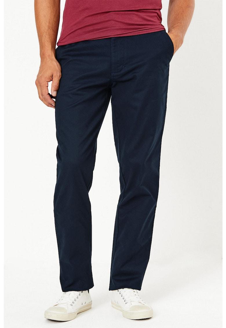 Pantaloni chino regular fit A
