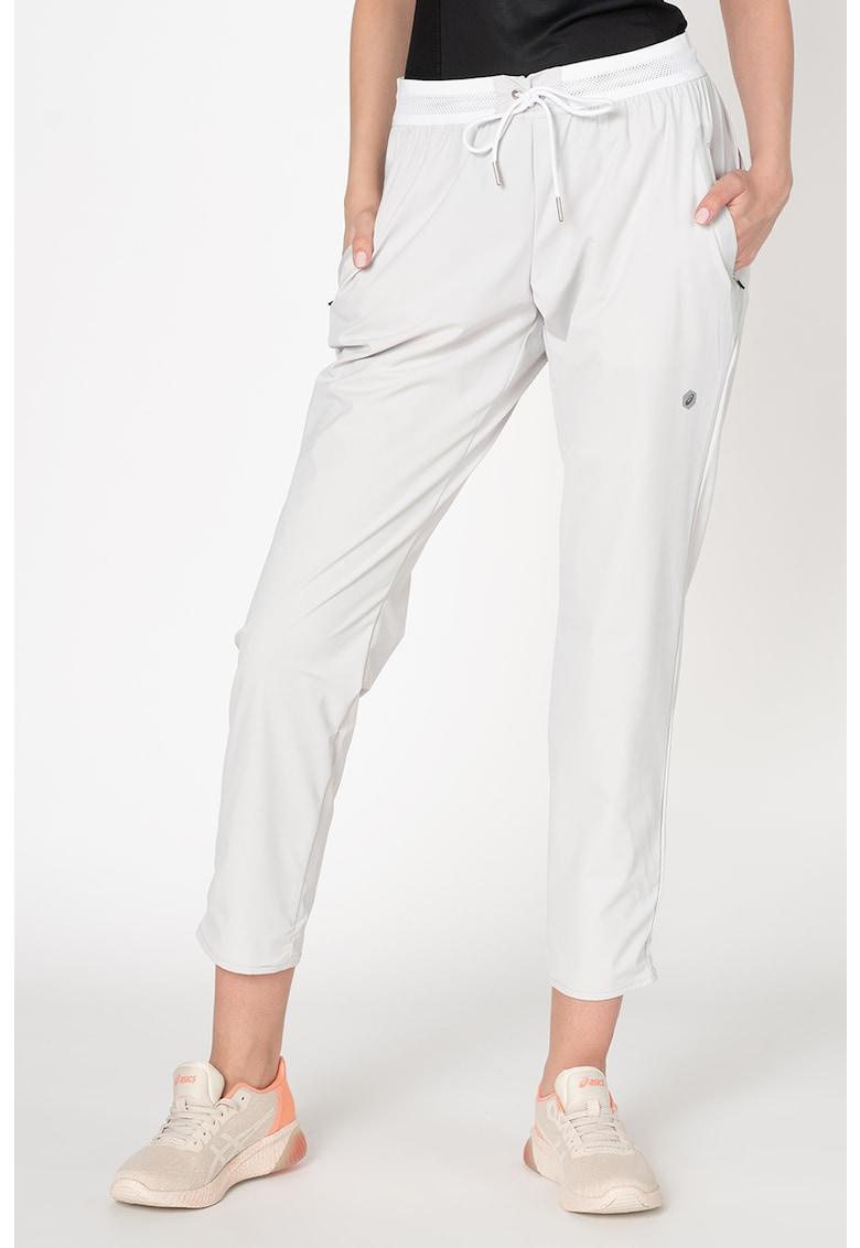 Pantaloni sport cu snur pentru ajustare Asics imagine 2021