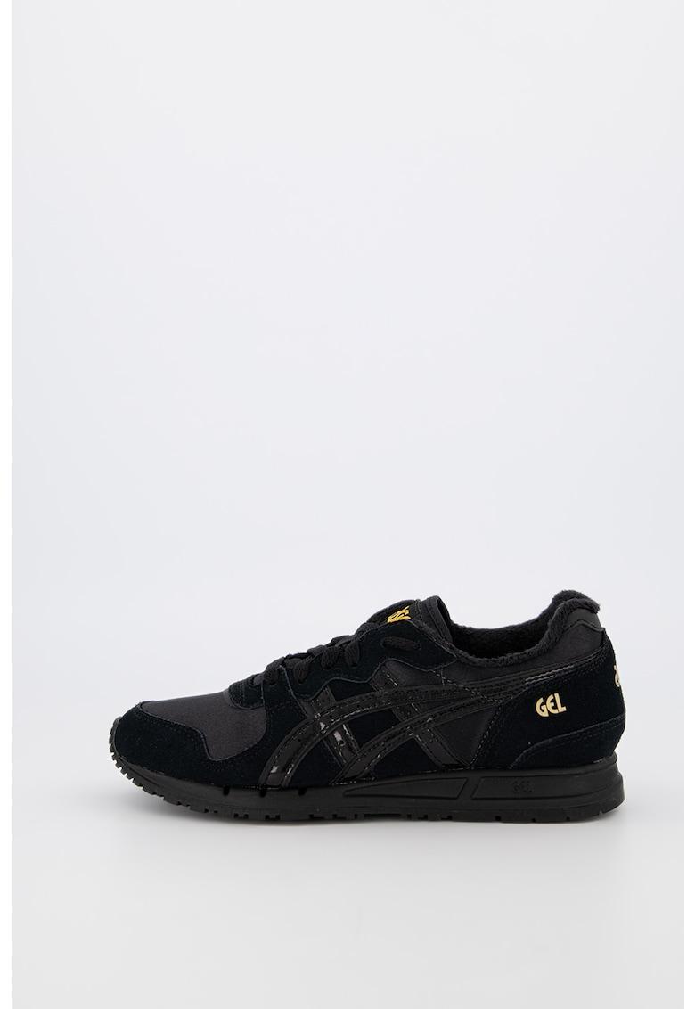 Pantofi sport cu insertii din piele intoarsa Gel Movimentum