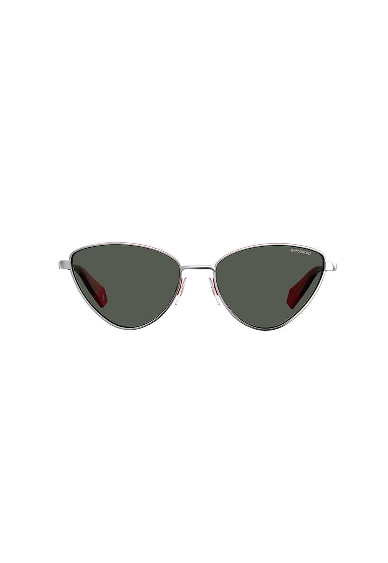 Ochelari de soare cat-eye cu lentile polarizate imagine fashiondays.ro Polaroid