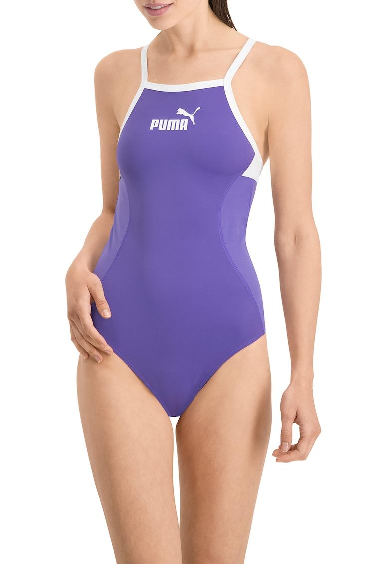 Costum de baie intreg cu bretele ajustabile Puma fashiondays.ro