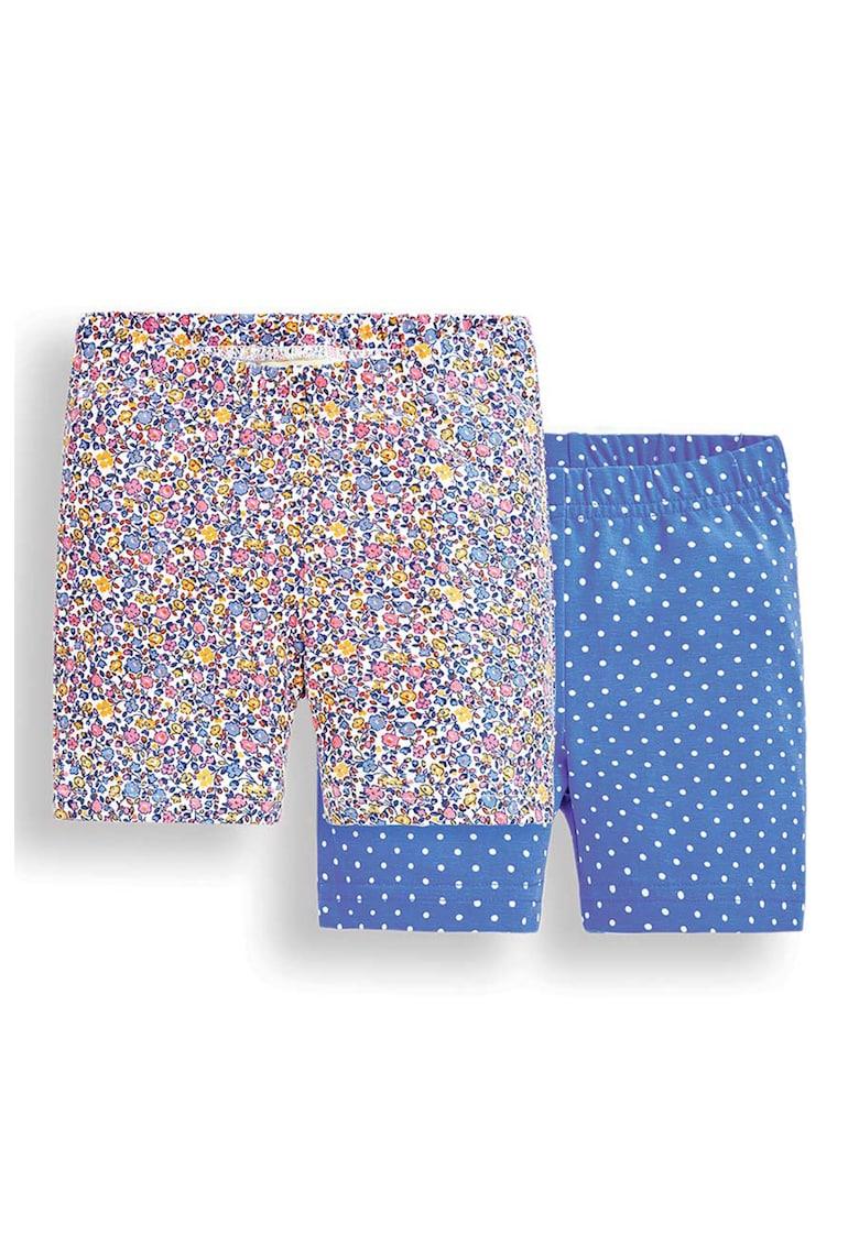 Set de pantaloni scurti cu diverse modele - 2 perechi de la JoJo Maman Bebe