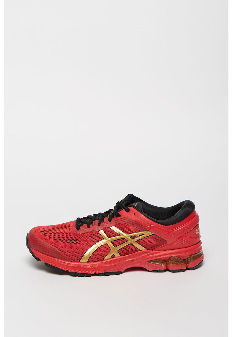 Pantofi cu insertii de plasa - pentru alergare Gel Kayan