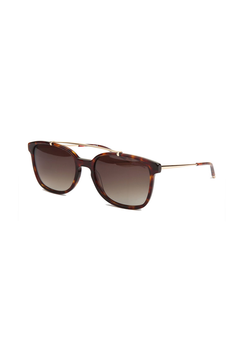 Ochelari de soare patrati cu lentile in degrade imagine