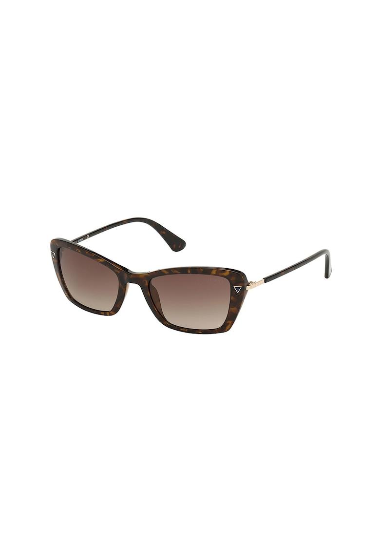 Ochelari de soare cu lentile in degrade imagine fashiondays.ro