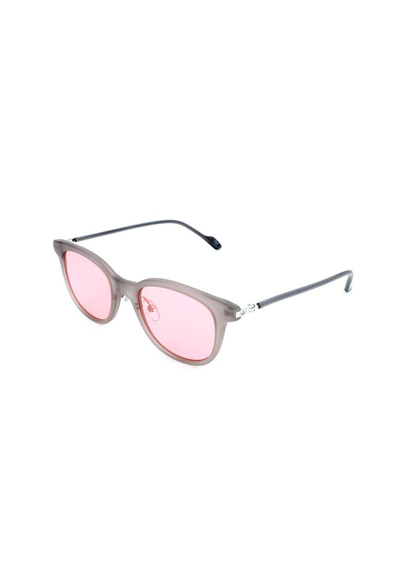Ochelari de soare rotunzi unisex poza fashiondays