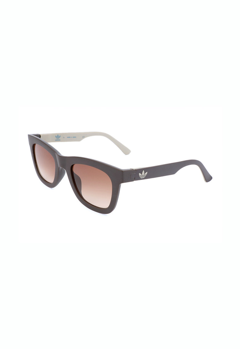 Ochelari de soare patrati unisex cu lentile in degrade imagine fashiondays.ro