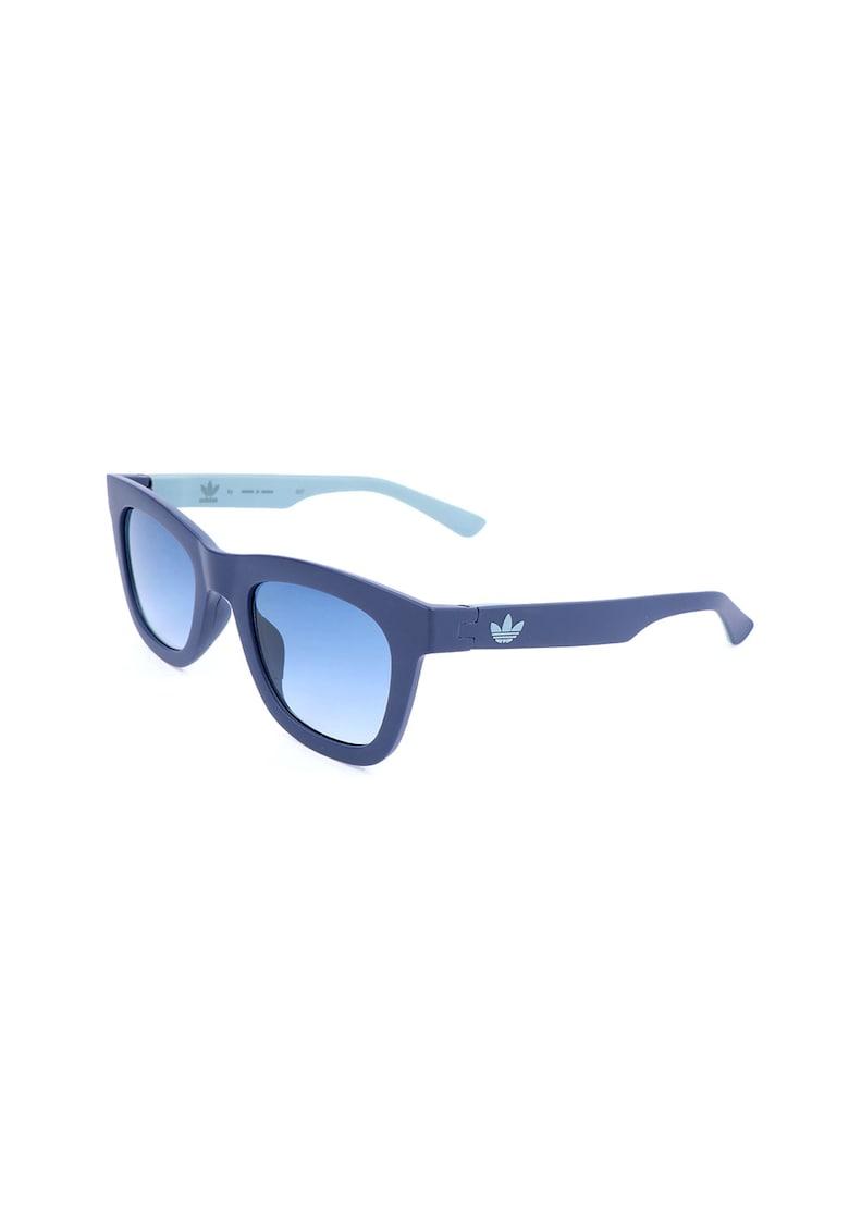 Ochelari de soare dreptunghiulari unisex cu lentile in degrade adidas-Originals imagine 2021