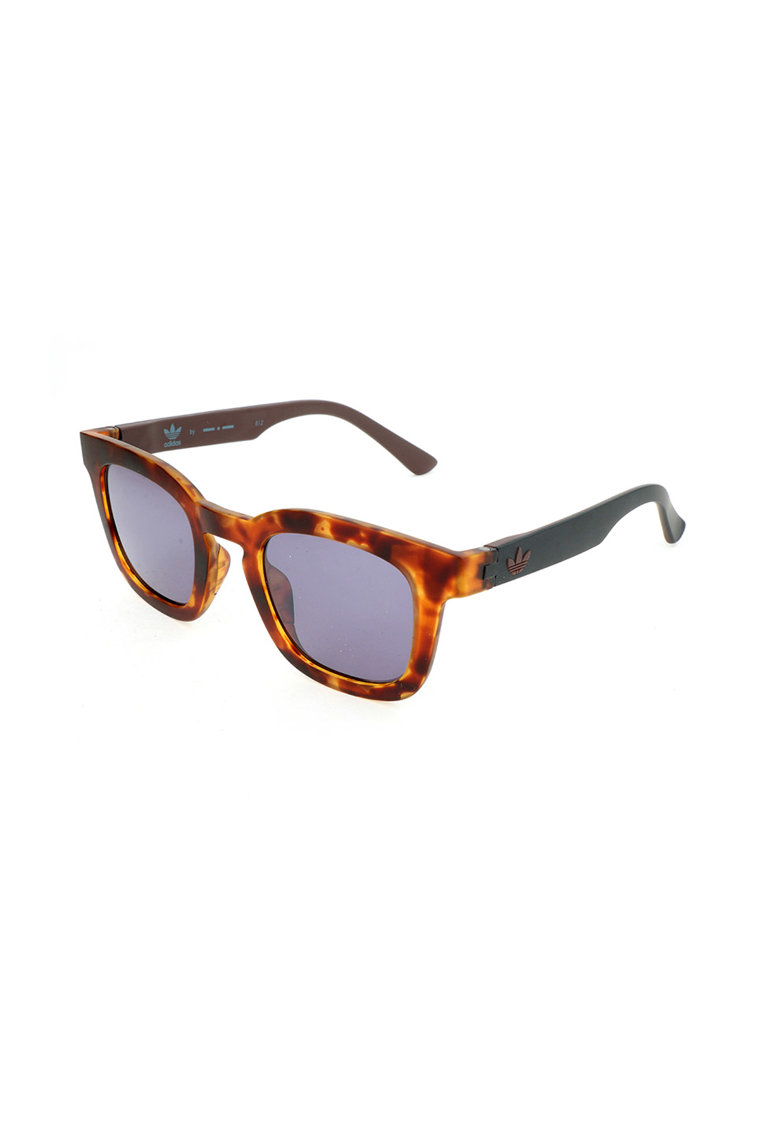 Ochelari de soare patrati unisex - cu rama tortoise