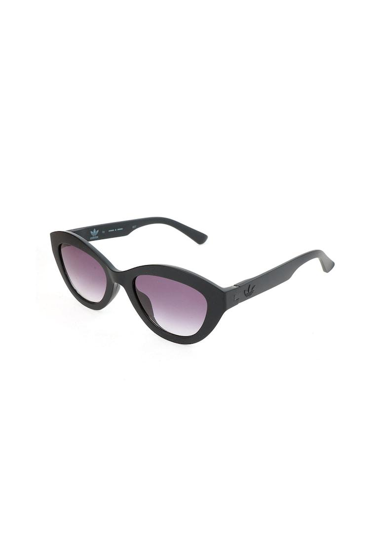 Ochelari de soare cat-eye cu lentile in degrade imagine fashiondays.ro adidas Originals