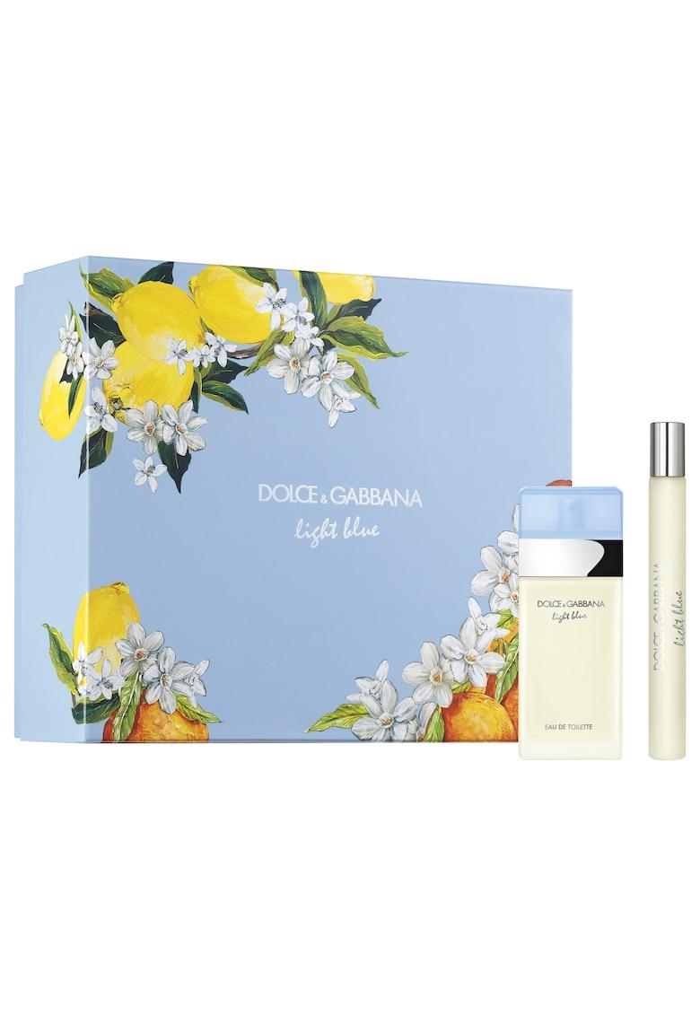 Set Light Blue - Femei: Apa de Toaleta - 25 ml + Apa de Toaleta - 10 ml imagine fashiondays.ro 2021