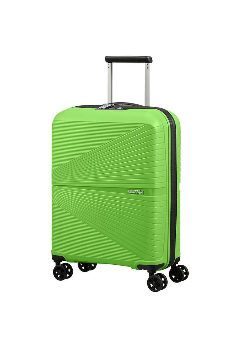 Troller Airconic Spinner - TSA - Acid Green - 55x40x20 cm