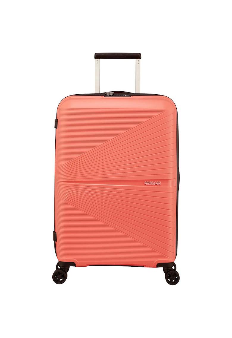 Troller Airconic Spinner - TSA - Living Coral - 67x44.5x26 cm