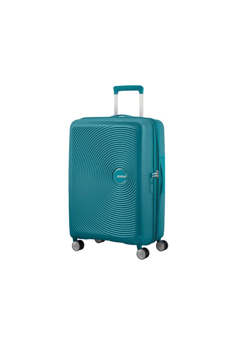 Troller Soundbox Spinner - TSA - Exp - Jade Green - 67x46.5x29 cm