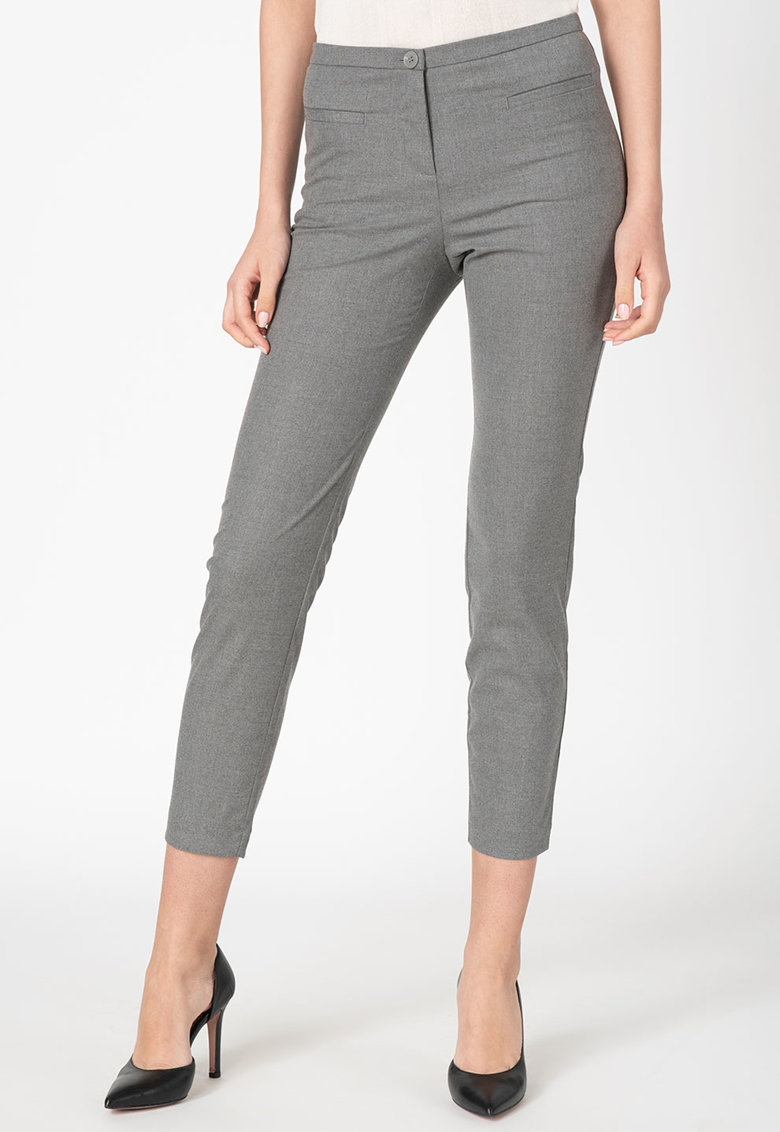 Pantaloni eleganti conici imagine