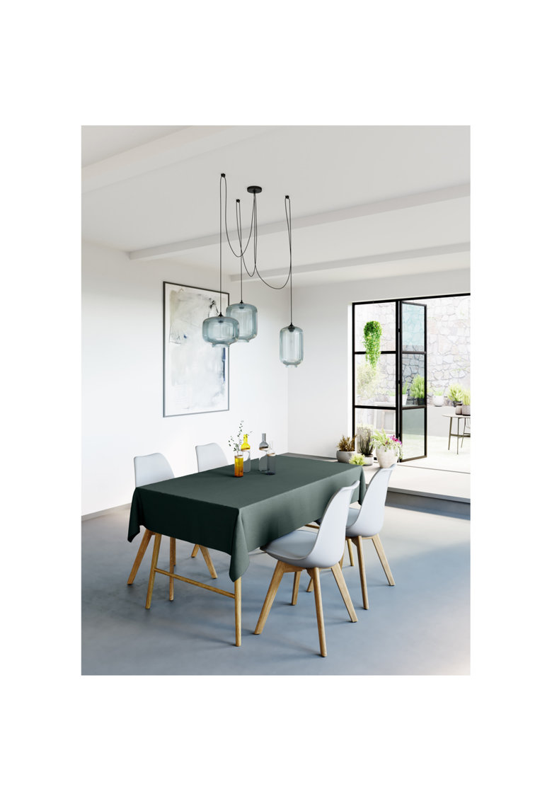Fata de masa teflon Uniline 70% bumbac-30% polyester1 imagine fashiondays.ro 2021