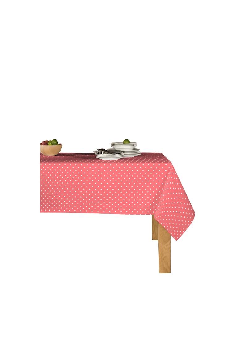 Fata de masa Tutti Clean Polka Dots strat acrilic1 imagine fashiondays.ro 2021