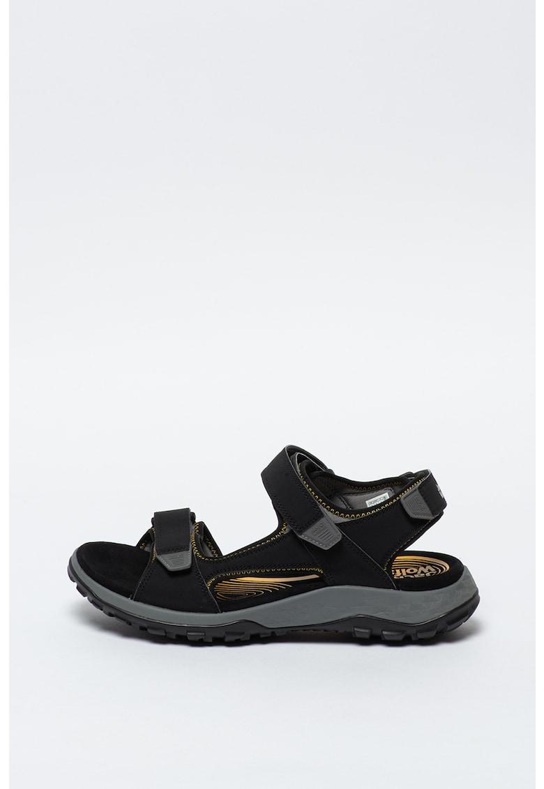 Sandale cu inchidere velcro Rocky Path
