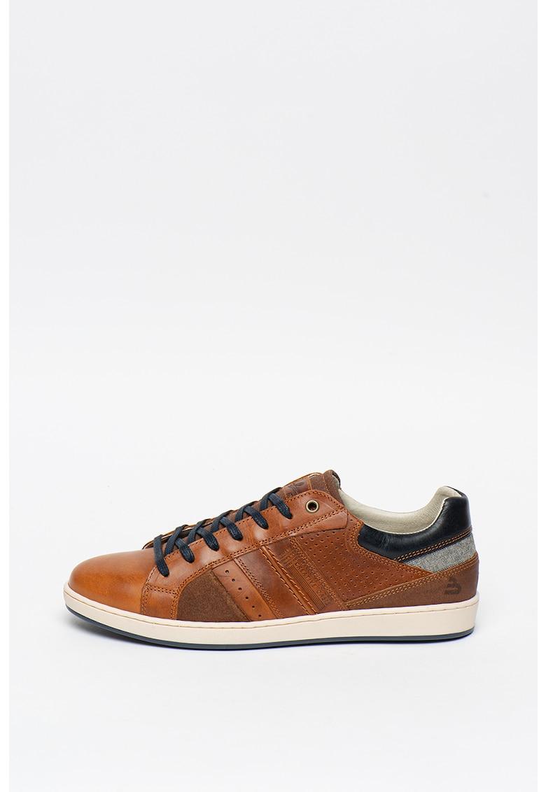 Pantofi sport cu accente colorblock Parkour Runn 3