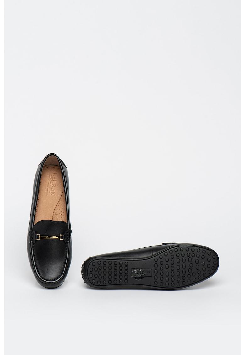 Lauren Ralph Lauren Pantofi loafer de piele Briony