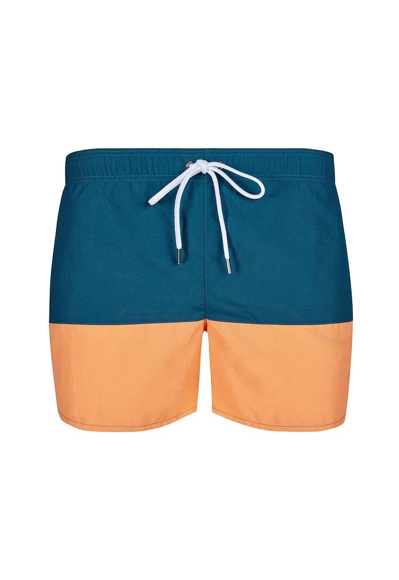 Pantaloni scurti de baie in doua nuante imagine fashiondays.ro 2021