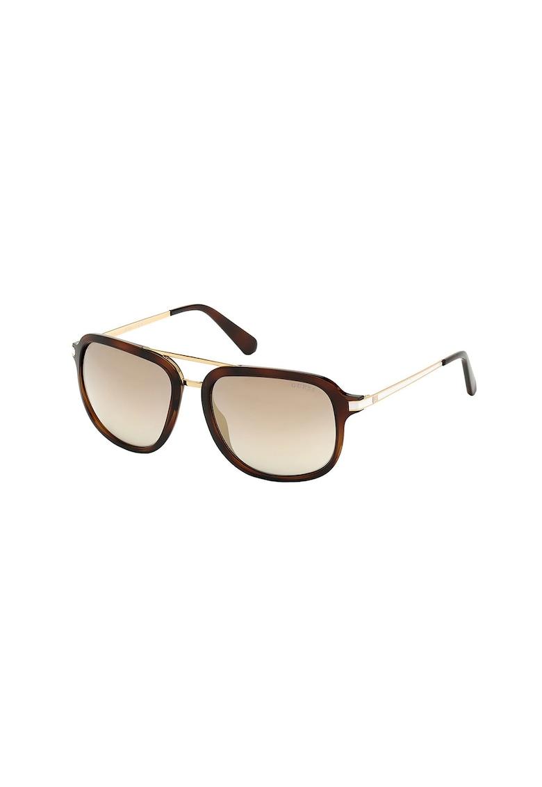 Ochelari de soare aviator - cu brate metalice imagine